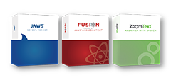 Fusion Software Suite product boxes